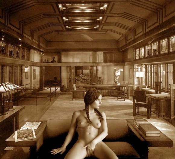 Art-Deco-nude