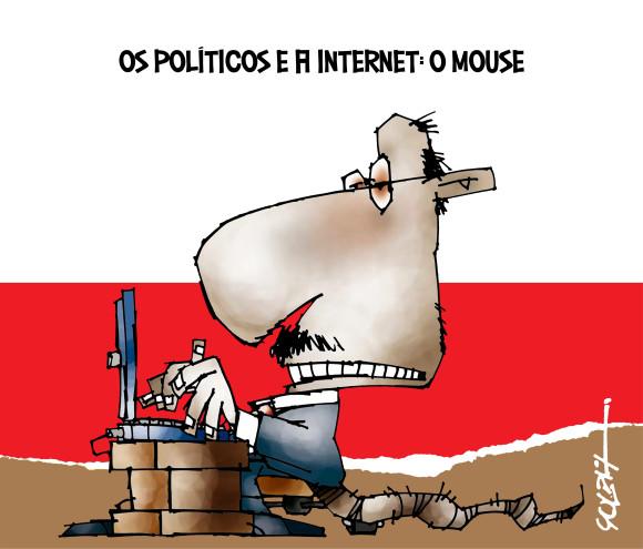 ze beto os politicos e a internet