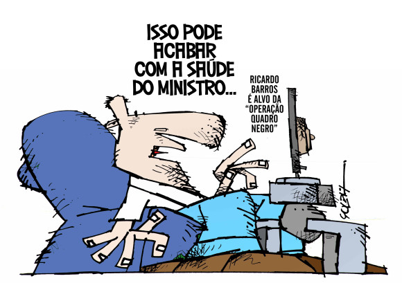 ze beto saude do ministro 21 2 2018