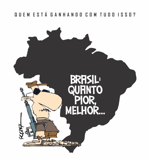 ze beto brasil quanto pior melhor